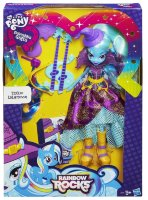 "Кукла Супер-Модница Трикси My Little Pony Equestria Girls ""Rainbow Rocks"" A6684h Hasbro"