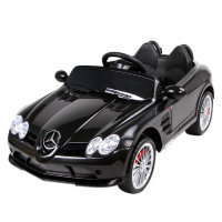 Электромобиль SHINE RING MERCEDES SLR MCLAREN,лицензия,черный